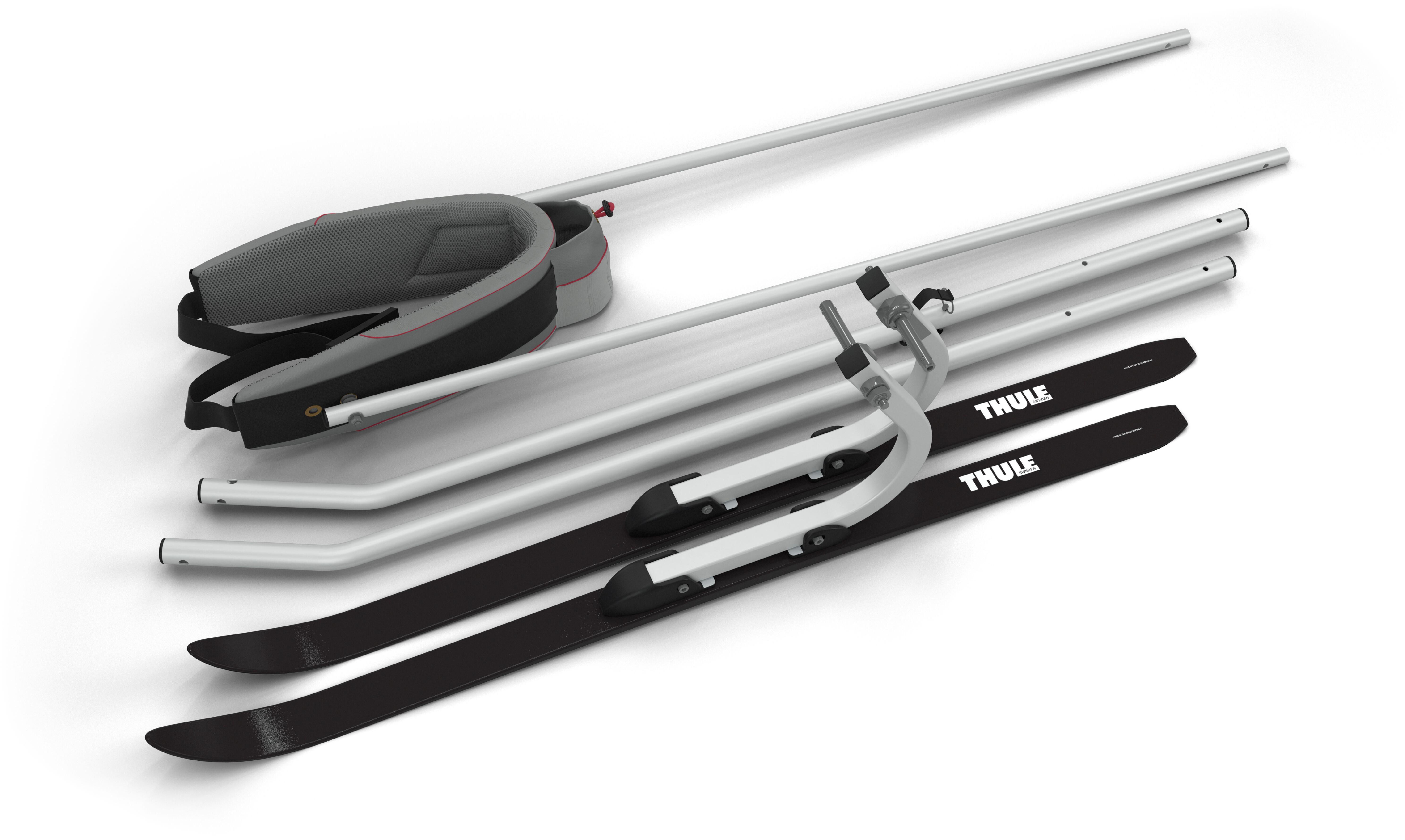 Thule Chariot Ski Kit campzat